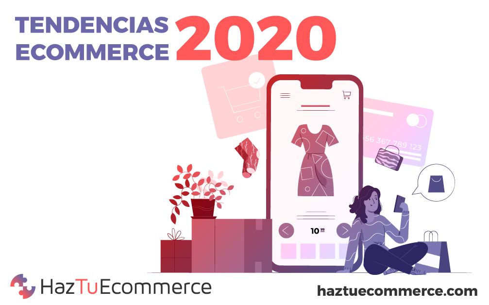¿Cuáles son las cinco tendencias ecommerce 2020?