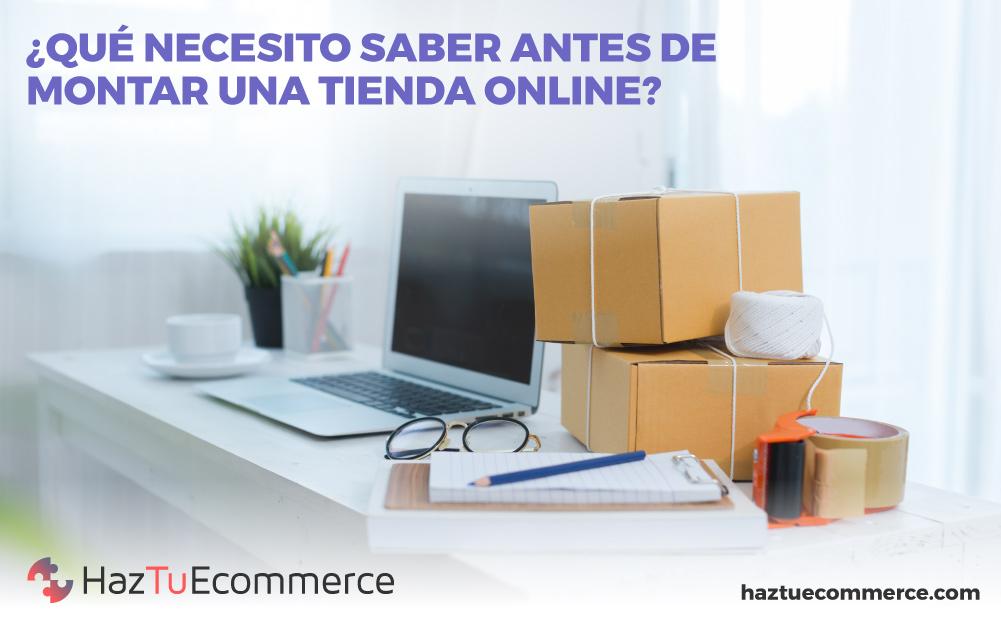 montar un ecommerce, montar una tienda web